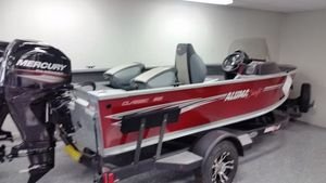 New Alumacraft Classic 165 CS Freshwater Fishing Boat For Sale