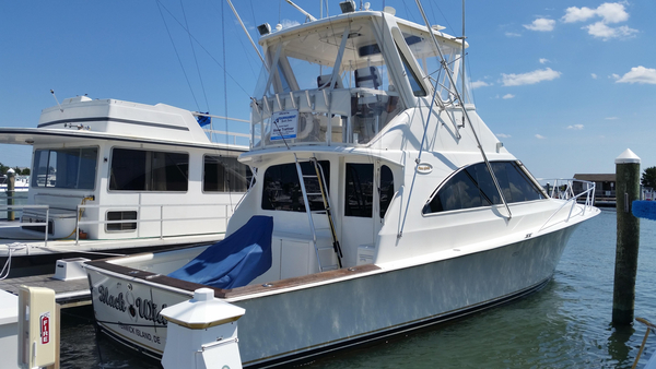 Used Ocean Yachts 45 Super Sport Sports Cruiser Boat For Sale