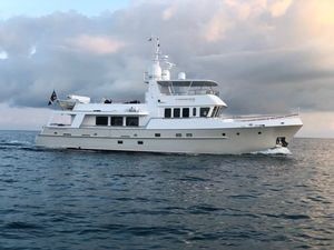 Used Kuipers Woudsend Raised Pilothouse LRC Motor Yacht For Sale