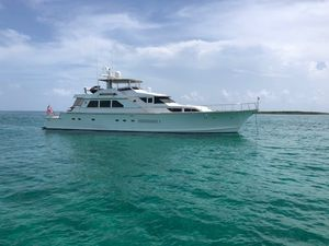 Used Palmer Johnson Motor Yacht For Sale