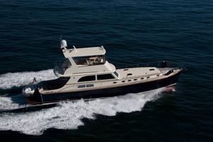 New Vicem 58 Classic Flybridge Motor Yacht For Sale