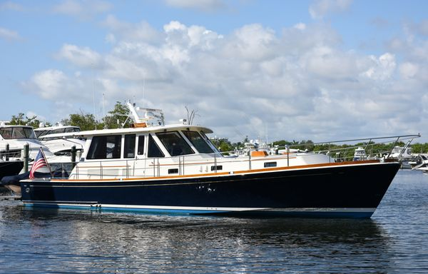 Used Grand Banks Eastbay SX Downeast Fishing Boat For Sale