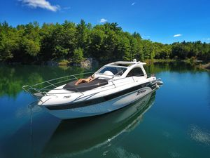 Used Bavaria Sport 44 HT Express Cruiser Boat For Sale