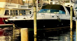 Used Sea Ray 400 Sundancer Express Cruiser Boat For Sale