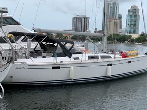 Used Hanse 470e Sloop Sailboat For Sale