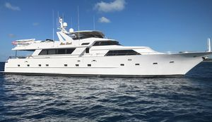 Used Broward Custom Extended 1/3 Share Motor Yacht For Sale