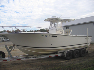 Used Albemarle Center Console Fishing Boat For Sale