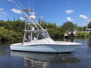 Used Predator Custom Walk Around Sports Fishing Boat For Sale