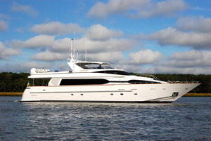 Used Destiny On Deck Master Motor Yacht For Sale