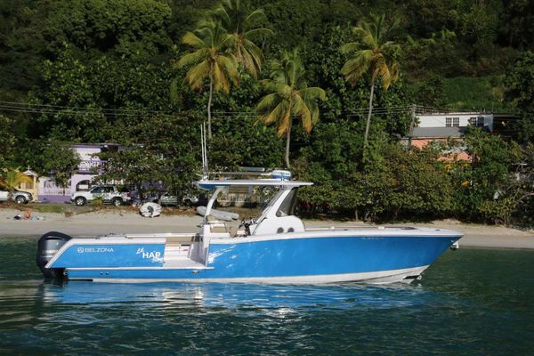 Used Belzona Center Console Fishing Boat For Sale