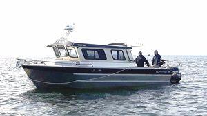 Used Custom Northwest Aluminumcraft Sports Fishing Boat For Sale