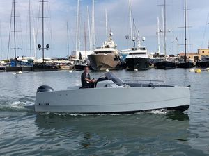 Used Nuva M6 Open Bowrider Boat For Sale