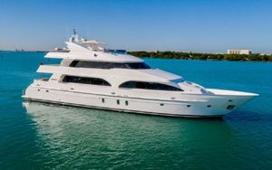 Used President Tri-Deck Motor Yacht Motor Yacht For Sale