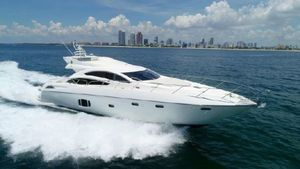 Used Sunseeker 74 Predator Sport Bridge Motor Yacht For Sale
