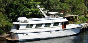 Used Hatteras 72 Motor Yacht For Sale