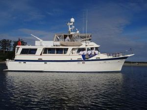Used Hatteras 65LRC Motor Yacht For Sale