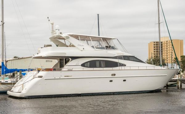 Used Azimut 70 Sea-Jet Motor Yacht For Sale