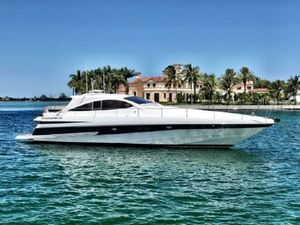 Used Pershing 65 Limited Motor Yacht For Sale