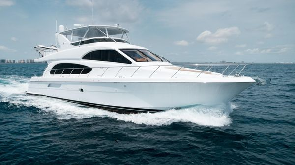 Used Hatteras 64 Motor Yacht Motor Yacht For Sale