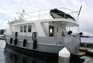 Used Cape Horn Motor Yacht For Sale