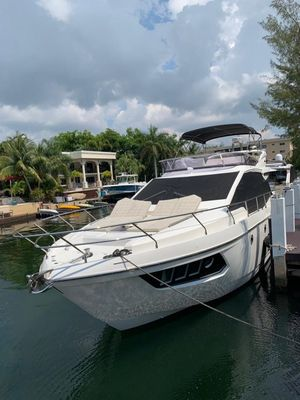 Used Absolute 56 Fly Motor Yacht For Sale