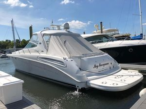 Used Sea Ray 550 Sundancer Cruiser Boat For Sale