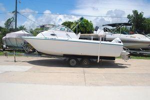 Used Sunbird Neptune 21 WA Center Console Fishing Boat For Sale