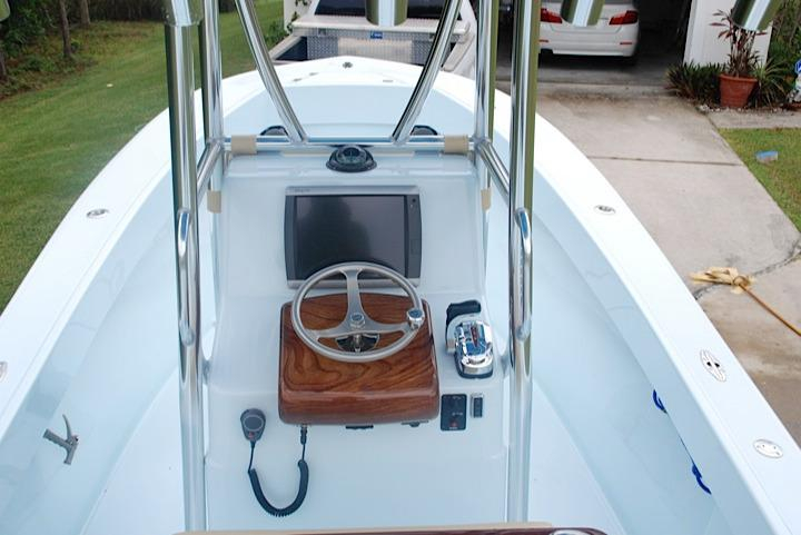 2013 Used Competition Center Console Custom 25 Center ...