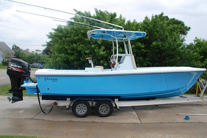 2013 used competition center console custom 25 center for Center console fishing boats for sale