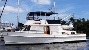 Used Grand Banks 42' Classic Trawler Boat For Sale