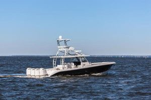Used Everglades 435 Sports Fishing Boat For Sale