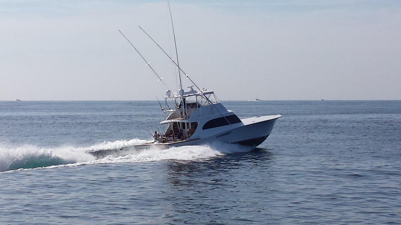 2014 Used Custom Carolina Island Boatworks Sportfish