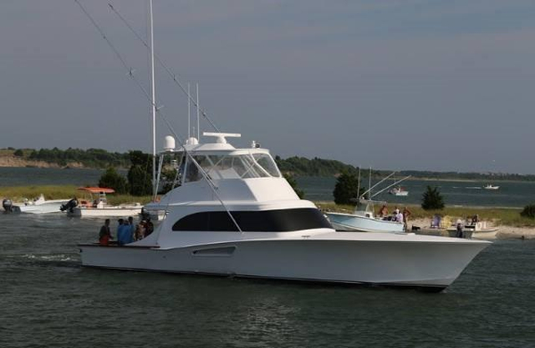 Used Custom Carolina Island Boatworks Sportfish Sports Fishing Boat For Sale