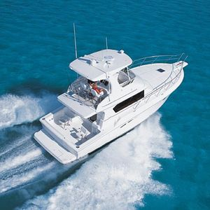 Used Silverton 42 Convertible Flybridge Boat For Sale
