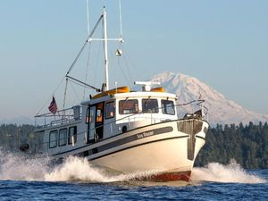 Used Nordic Tugs 42 Trawler Boat For Sale