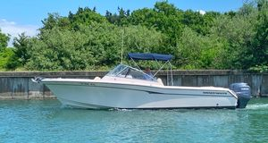 Used Grady-White Tournament 275 Freshwater Fishing Boat For Sale