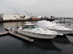 Used Tiara 3700 Open Express Cruiser Boat For Sale