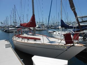 Used Morgan 382 Sloop Sailboat For Sale