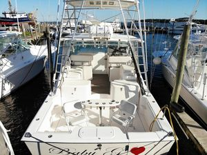 Used Cabo 35 Express Saltwater Fishing Boat For Sale