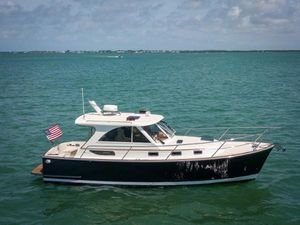 Used Legacy Yachts Downeast Fishing Boat For Sale