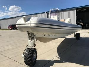 Used Sealegs 7.1M Sport RIB Tender Boat For Sale