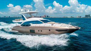 Used Azimut Flybridge MY Motor Yacht For Sale