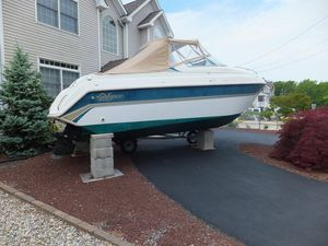Used Thompson 26 Torrent Cuddy Bowrider Express Cruiser Boat For Sale
