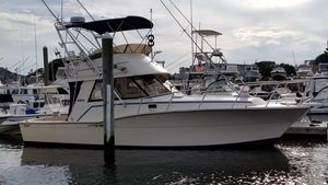 Used Atlantic 34 Sports Fishing Boat For Sale