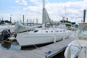 Used Freedom 40/40 Cruiser Sailboat For Sale