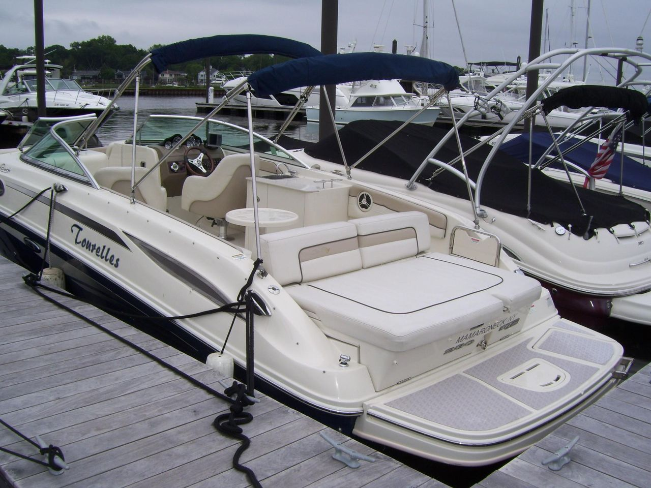 2009 Used Sea Ray 280 Sundeck Bowrider Boat For Sale