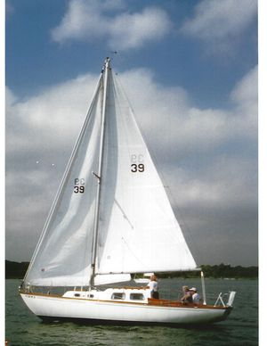 Used Alberg 30 Racer and Cruiser Sailboat For Sale