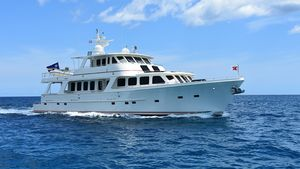 Used Offshore Yachts Voyager Motor Yacht For Sale