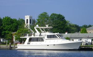 Used Offshore Yachts Pilothouse Boat For Sale