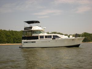 Used Bertram 42 Flybridge Motor Yacht Motor Yacht For Sale